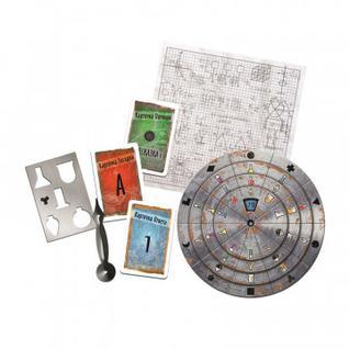 Настольная игра EXIT Квест. Секретная лаборатория арт.8970