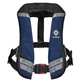 CrewSaver Автоматический спасательный жилет CrewSaver Crewfit 150N XD 9241NBA синий/черный