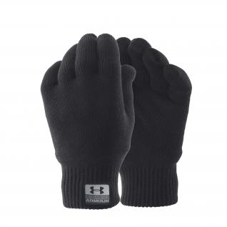 Under Armour Перчатки Under Armour Fuse Knit, цвет черный