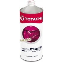 Трансмиссионное масло TOTACHI ATF Dexron-VI 1л