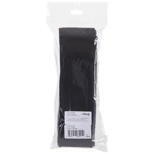 Гетры для танцев Amely Gs-101, полушерсть, 45 см, черный