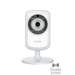 D-Link D-Link DCS-933L/A1A/A1B/A2A Беспроводная облачная сетевая камера с поддержкой ночной съемки и режимом повторителя