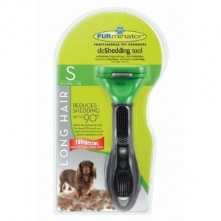 FURminator FURminator для собак мелких длинношерстных пород Long Hair Small Dog 4 см