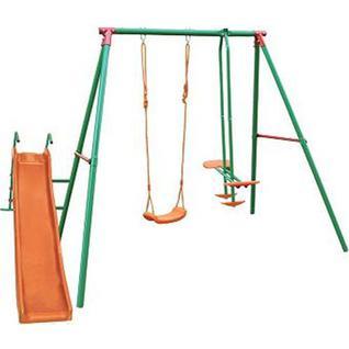 DFC Детский комплекс с горкой DFC MSN-02