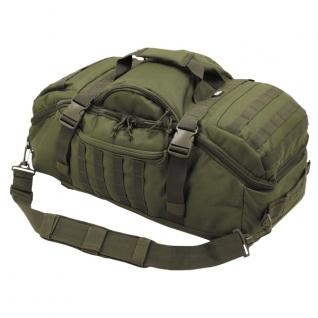 MFH Сумка-рюкзак MFH Travel, цвет оливковый