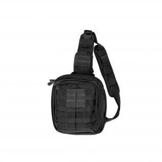 5.11 Рюкзак однолямочный 5.11 RUSH MOAB 6, цвет черный