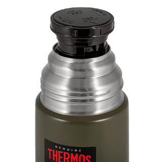 Термос Thermos FBB 750 мл лимитированная серия FBB-750AG зелёный