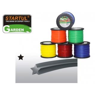 Леска ф2,0ммх454м звездочное сечение STARTUL GARDEN (ST6061-20) STARTUL