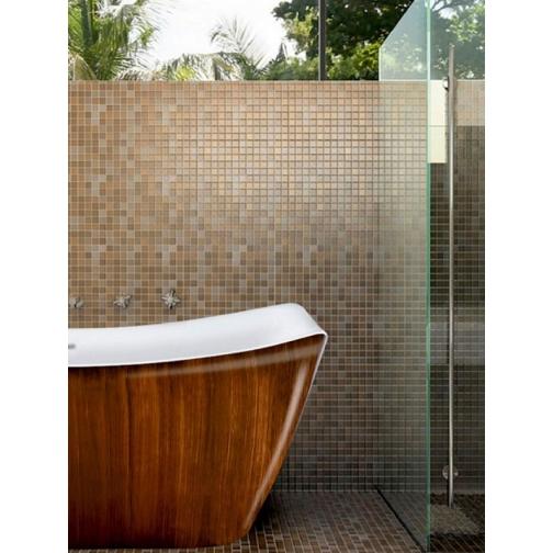 Отдельно стоящая ванна LAGARD Meda Brown wood 6944883 1