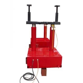 Подъемник канавный электромеханический 10т Forsage