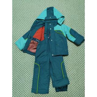 306-6 Комплект для мальчика зеленый SHKEWD (80-128) (80)