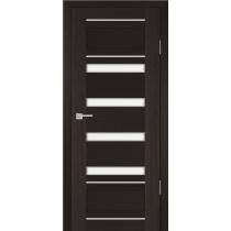 Дверное полотно Profilo Porte PS-36 Цвет Дуб перламутровый, Мокко, Белый сатинат