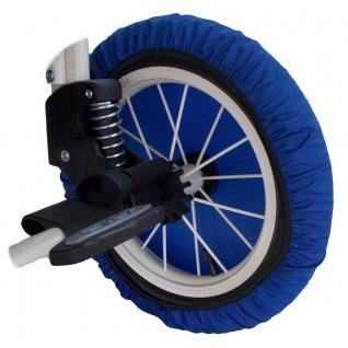 Чехлы на колеса Berry детской коляски (100% полиэстер) 857