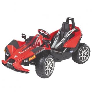Электромобиль Peg-Perego Детский электромобиль Peg-Perego OR0076 POLARIS SLINGSHOT R/C