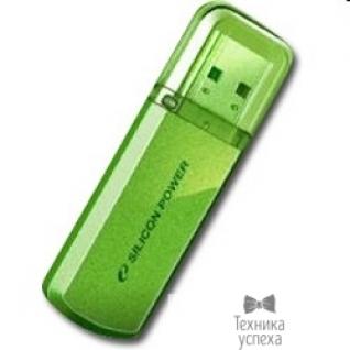 Silicon Power Silicon Power USB Drive 16Gb Helios 101 SP016GBUF2101V1N USB2.0, Green
