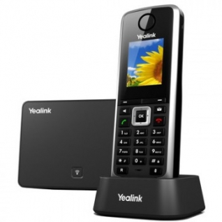 IP-телефон Yealink W52P DECT (база+трубка)