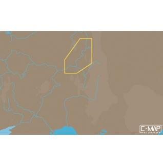 Карта C-MAP RS-N216 - Река Кама C-MAP