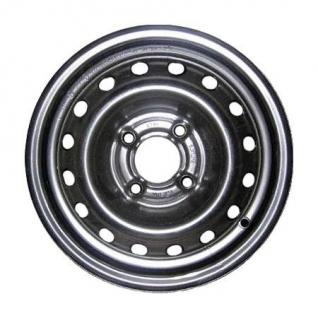 Колесные диски Кременчуг Daewoo/Opel 5x13 4x100 ЕТ49 56.6 черный