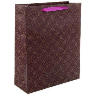 Пакет подарочный ламинированный 26х32х10 см арт.23783