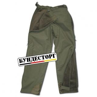 Тёплые брюки Бундесвер б/у