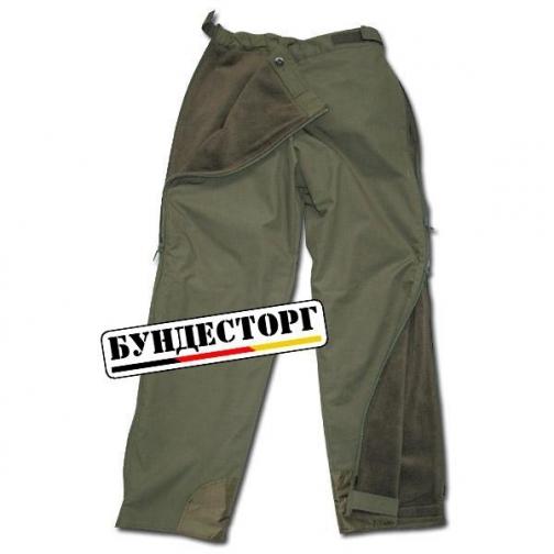 Тёплые брюки Бундесвер б/у 36975585