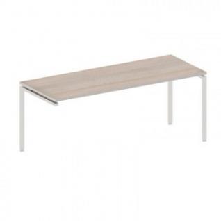 Мебель Easy T Стол лев(69,60,62,72) св.дуб(430/720) Ш1800