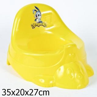 Горшок-Игрушка, Цвет Желтый 330х270х210 Мм