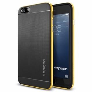 Чехол для iPhone 6 Plus Neo Hybrid цвет Reventon Yellow (SGP11067)