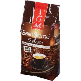 Кофе Melitta BellaCrema Espresso в зёрнах 1кг