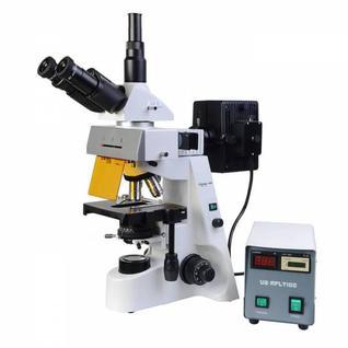 МИКРОМЕД Мощный оптический LED-микроскоп Микромед 3 Люм LED