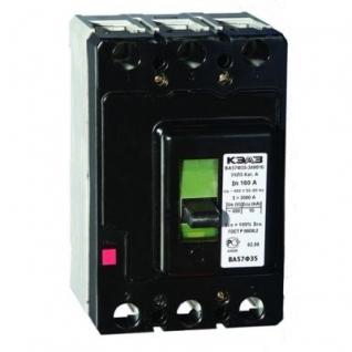 Автоматический выключатель ВА 57Ф35 100A