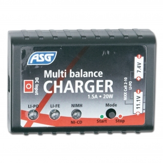 ASG Зарядное Akkuladegert ASG Multi Balance
