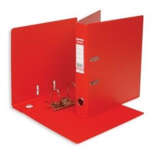 Папка-регистратор BANTEX Strong Line 1451-09, 50мм, красный
