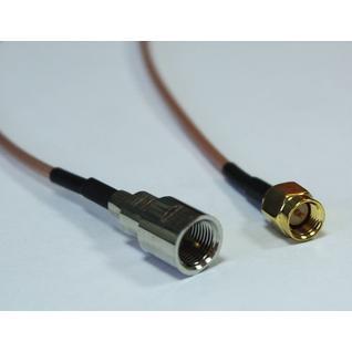 Пигтейл sma-male - fme-male 15-25 см кабельный переходник Kabelprof