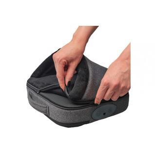 Электрогрелка для ног с массажной подушкой 2 в 1, Bradex