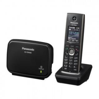IP-телефон Panasonic KX-TGP600RUB беспроводной, черный