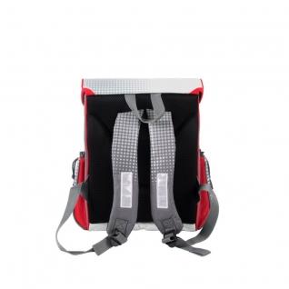 Школьный рюкзак Футбол (серый) Gulliver рюкзаки