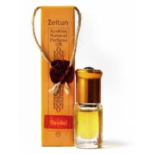 Арабские духи - Концентрированое парфюмерное масло Зейтун №4 Сандал ролл-он
