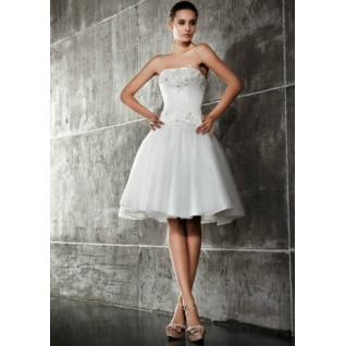 Платье свадебное  Короткие свадебные платья⇨Монтана