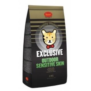 Корм сух.д/кошек активных Husse EXCLUSIVE ACTIVE 2кг