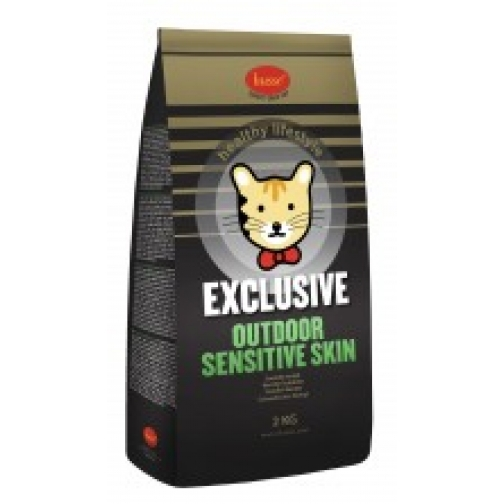 Корм сух.д/кошек активных Husse EXCLUSIVE ACTIVE 2кг 863045