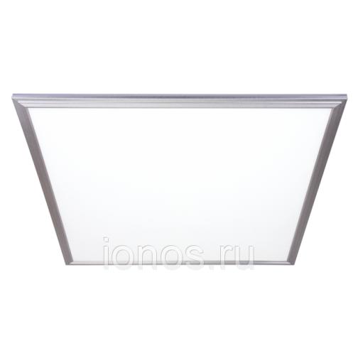 36W/Белый/Премиум, светодиодный светильник, панель 600х600, 36W, Белый, 6000К, 145-265V, премиум 532