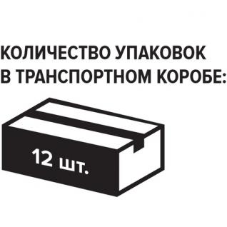 Вода Минеральная Серафимов Дар газ 0.25 л. ст. бут.(12 штук в упаковке)