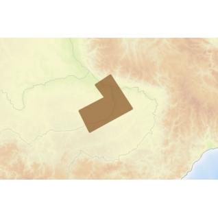 Карта C-MAP RS-N501 - Лена: Олекминск - Алдан C-MAP