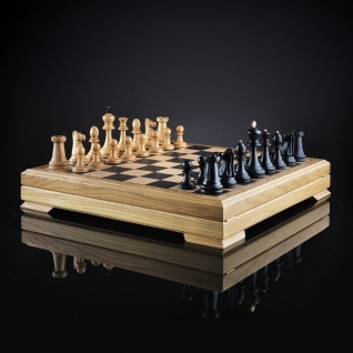 Шахматы Классические ч/б