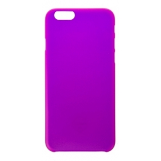 Чехол на заднюю крышку Ozaki O!Coat 0.3 Jelly для iPhone 6/6S, цвет Purple (OC555PU)