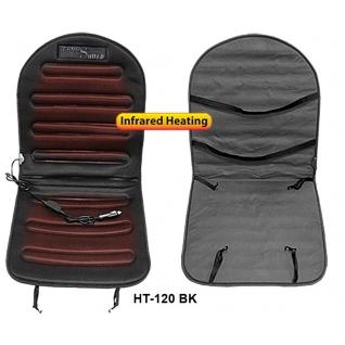 Накидка на сиденье с подогревом AUTOLUX TermoSheld HT-120 BK (черная) Autolux