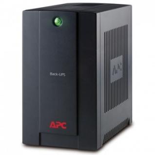ИБП APC Back-UPS BC750-RS (3+1 евро/450Вт/USB/черный)