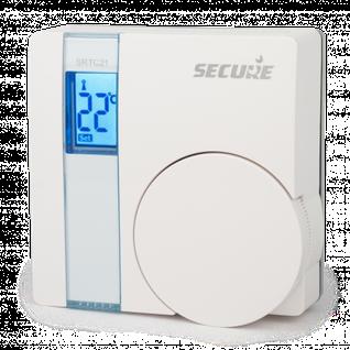 Настенный комнатный термостат SRT C21 SEC_SRTC21 Z-WAVE.ME
