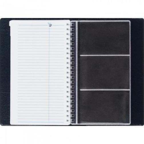 Визитница настольная -телефонная книга, черная,2127.К-107 37871048